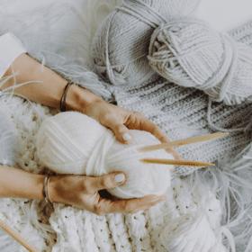 Quel matériel indispensable pour tricoter?